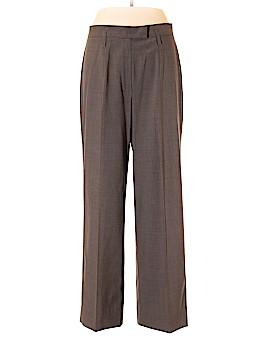 Rene Lezard Wool Pants Size 42 (EU)