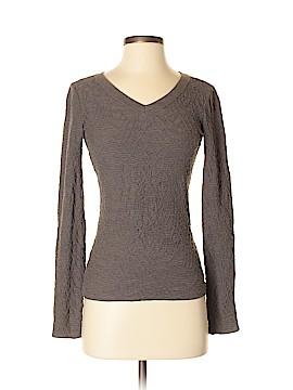 Armani Collezioni Long Sleeve T-Shirt Size 4