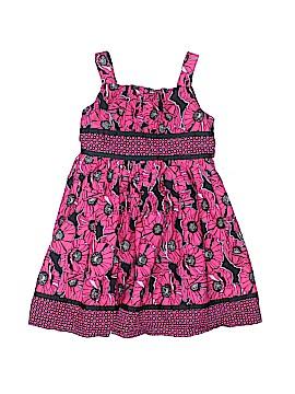 Sweet Heart Rose Dress Size 4T