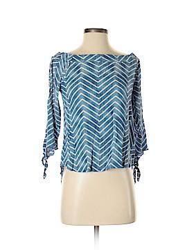 Renee C. 3/4 Sleeve Blouse Size S