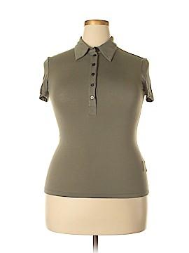 Giorgio Armani Short Sleeve Polo Size 48 (IT)