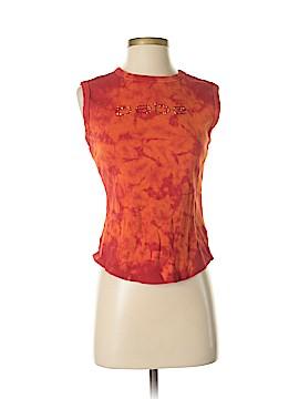 Bebe Sleeveless T-Shirt Size M