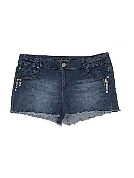 Celebrity Pink Denim Shorts Size 13