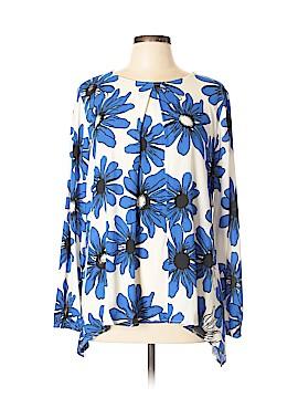 Karen Kane Long Sleeve Blouse Size L