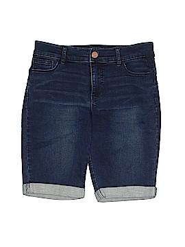 Juicy Couture Denim Shorts Size 4