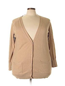 A.n.a. A New Approach Cardigan Size 2X (Plus)