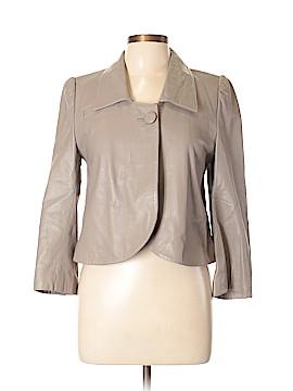 Madison Marcus Leather Jacket Size L