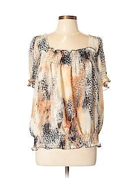 Nicola Short Sleeve Blouse Size L