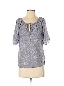 Ann Taylor LOFT Outlet Short Sleeve Blouse Size S