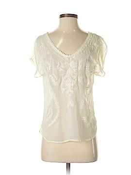 Nine 1 Eight Short Sleeve Blouse Size S