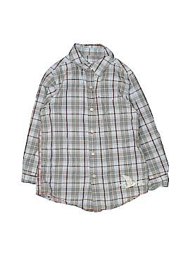 L.L.Bean Long Sleeve Button-Down Shirt Size 6/6x