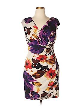 Lauren by Ralph Lauren Casual Dress Size 16 (Petite)