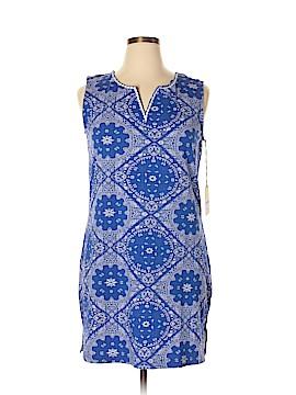 Caribbean Joe Casual Dress Size XL (Petite)