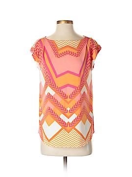 Tori Richard Short Sleeve Top Size XS