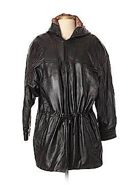 DANIER Leather Jacket Size Sm - Med
