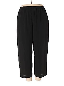 Leslie Fay Casual Pants Size 22 (Plus)