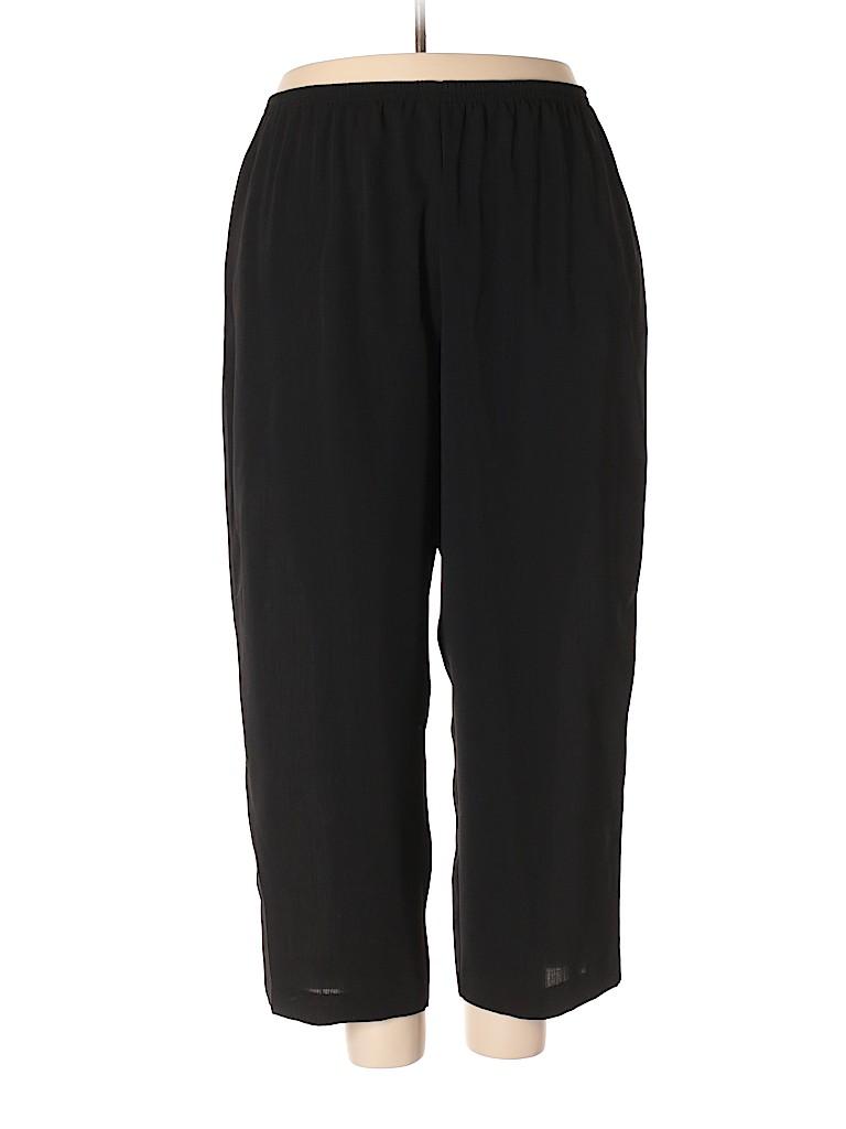 Leslie Fay Women Casual Pants Size 22 (Plus)
