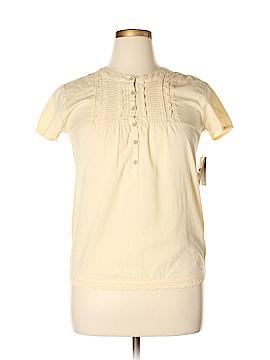 Gramicci Short Sleeve Blouse Size XL