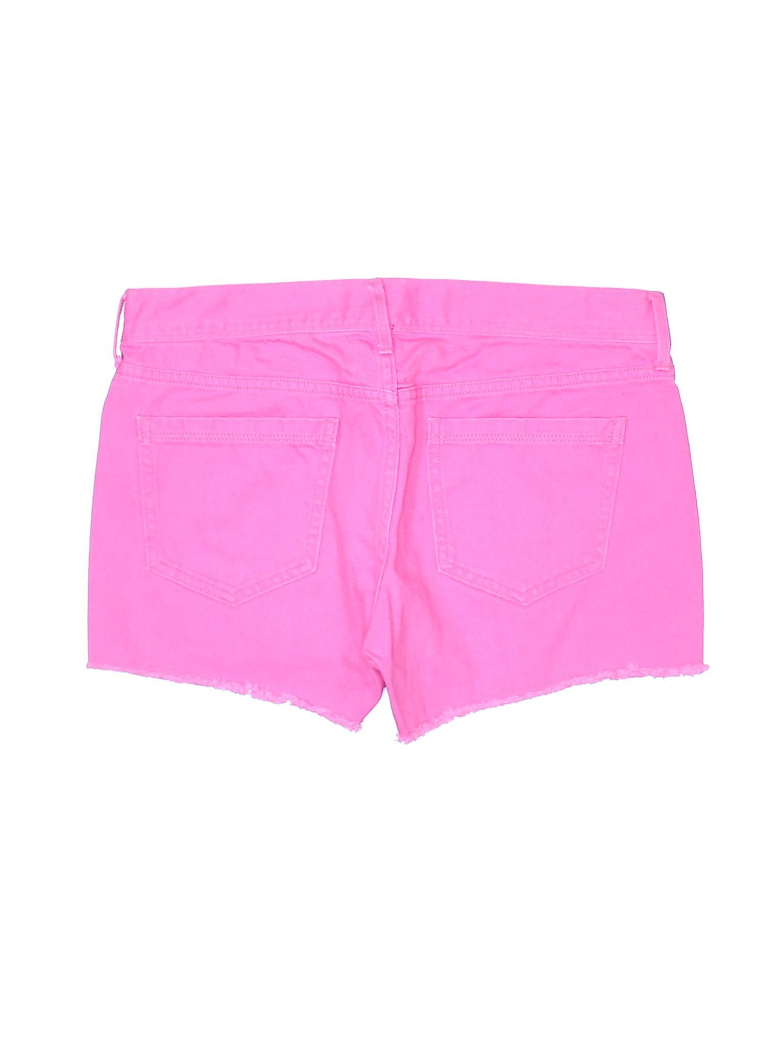 Boutique leisure Navy Denim Shorts Old qYAwq4