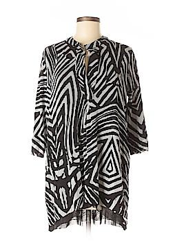 FUZZI 3/4 Sleeve Blouse Size S