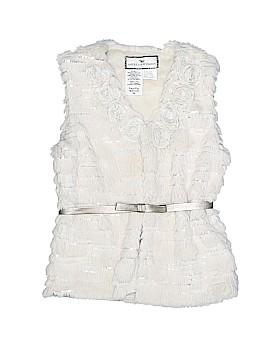 American Widgeon Faux Fur Vest Size 6X