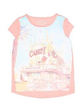 Jessica Simpson Short Sleeve Blouse Size M (Kids)