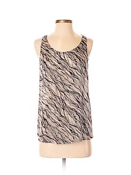 Gerard Darel Sleeveless Silk Top Size 4 (36)