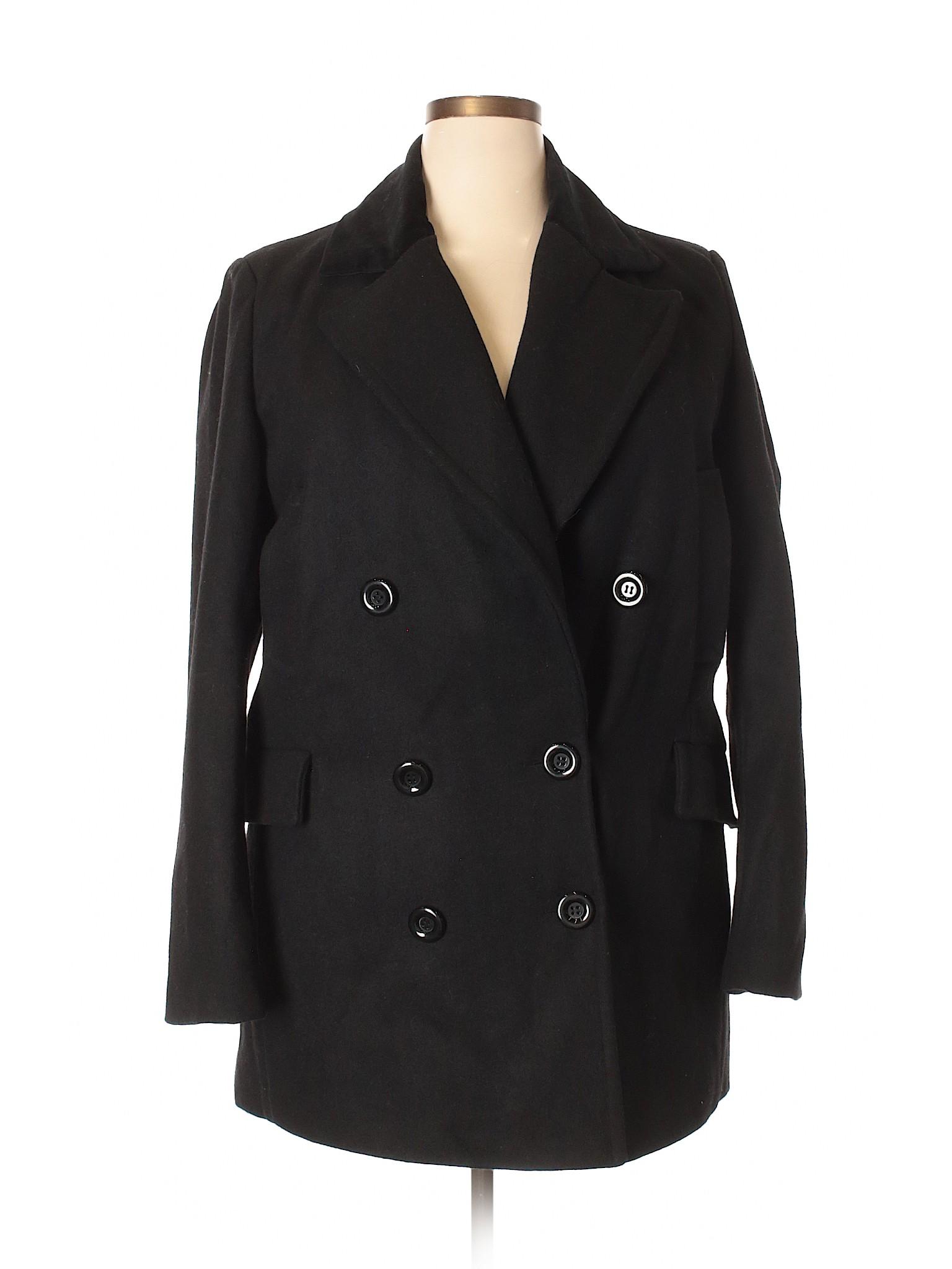 Little Lies Coat Wool Boutique White winter 7Ha5qwwY