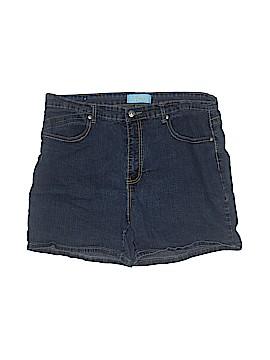 Jeanbay Jeans Denim Shorts Size 16