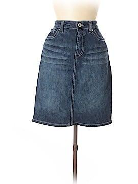 Nine West Denim Skirt Size 8