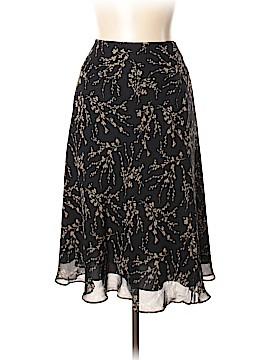 Banana Republic Factory Store Silk Skirt Size 12