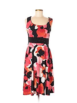 Perceptions Casual Dress Size 8 (Petite)