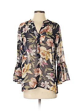 Sandra Ingrish Long Sleeve Blouse Size S
