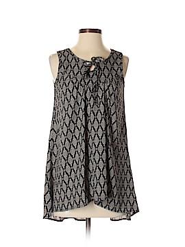 Sun & Shadow Sleeveless Blouse Size XS