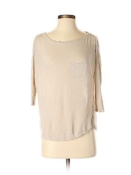 Cynthia Rowley for T.J. Maxx 3/4 Sleeve T-Shirt Size XS