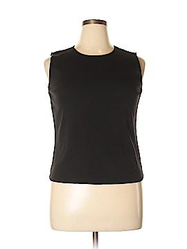 Christopher & Banks Sleeveless T-Shirt Size XL (Petite)