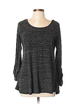 MiracleBody Long Sleeve T-Shirt Size L