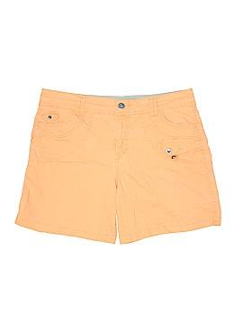 Intro Khaki Shorts Size 14