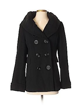 Portrait Wool Coat Size S