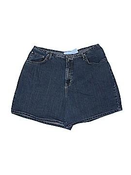 L.A. Blues Denim Shorts Size 18W (Plus)