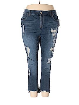Seven7 Jeans Size 24 (Plus)