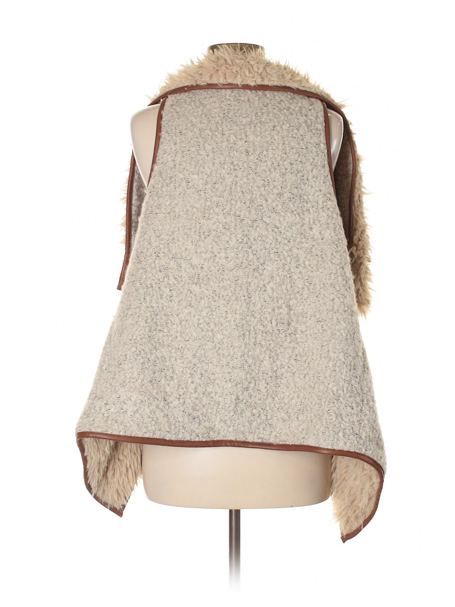 Boutique Faux Love Fur Vest Tree leisure 7x7qTB
