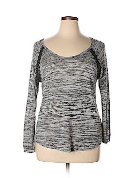 Socialite Long Sleeve Top Size XL