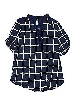 Perseption Concept Short Sleeve Button-Down Shirt Size XL