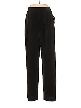 Bob Mackie Velour Pants Size M