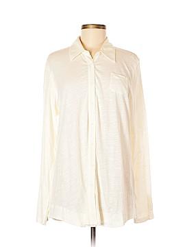 Cabiria Long Sleeve Blouse Size L