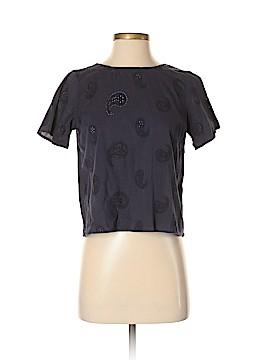 Jack Wills Short Sleeve Blouse Size 2