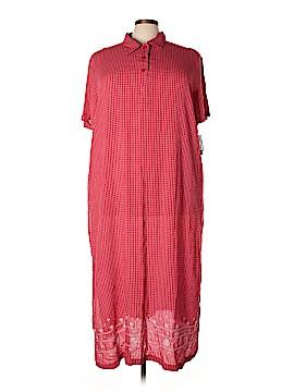 Sag Harbor Casual Dress Size 3X (Plus)