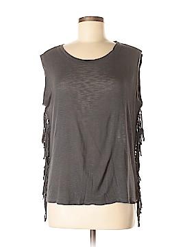 John Eshaya Sleeveless T-Shirt Size Med - Lg