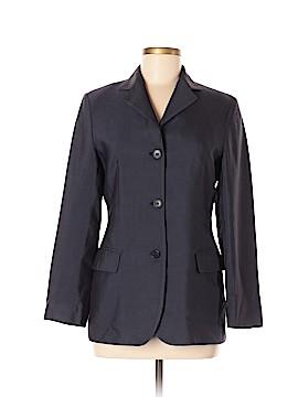 Barneys New York Silk Blazer Size 8